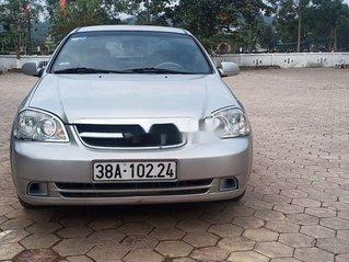 Cần bán xe Daewoo Lacetti sản xuất 2010, màu bạc chính chủ