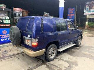 Cần bán gấp Isuzu Trooper 2002, màu xanh lam, nhập khẩu chính chủ