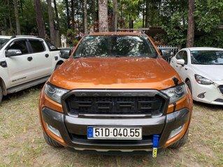 Cần bán gấp Ford Ranger đời 2016, xe nhập chính chủ