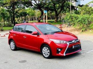 Bán Toyota Yaris đời 2014, màu đỏ, nhập khẩu nguyên chiếc chính chủ, 450tr