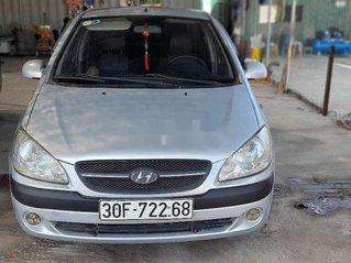 Cần bán gấp Hyundai Getz đời 2009, màu bạc, nhập khẩu còn mới giá cạnh tranh