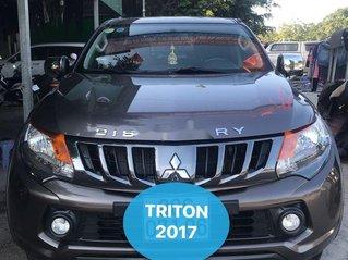 Cần bán xe Mitsubishi Triton năm 2017, nhập khẩu nguyên chiếc còn mới