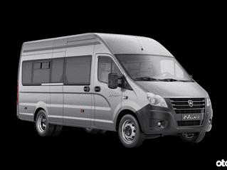 Xe khách 17 chỗ GAZ Minibus nhập khẩu từ Nga