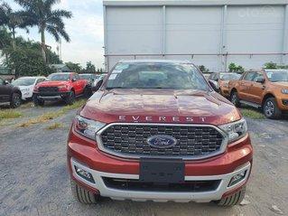 Ford Everest 2021 - tặng tiền mặt - giảm giá tốt - khuyến mãi phụ kiện
