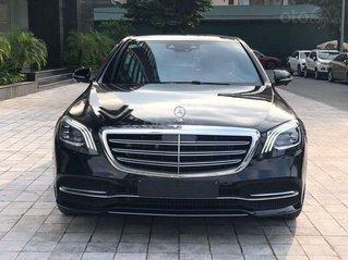 Cần bán nhanh với giá ưu đãi nhất chiếc Mercedes - Benz S450 Luxury sx 2019