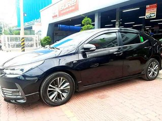 Bán Toyota Corolla Altis 1.8G CVT sản xuất năm 2019, màu đen, 720 triệu