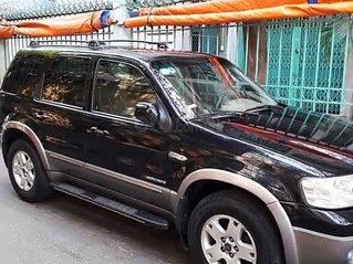 Cần bán lại xe Ford Escape năm sản xuất 2005, màu đen chính chủ
