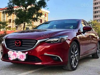 Cần bán Mazda 6 đời 2017, màu đỏ chính chủ, 740 triệu