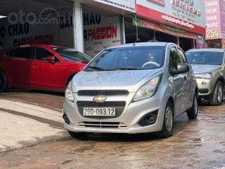 Bán Chevrolet Spark sx 2013, màu bạc