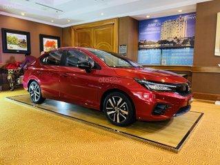 Honda City Top 2020 - Mới về Showroom ngập tràn ưu đãi quà tặng + Giảm 50% thuế + giảm ngay tiền mặt