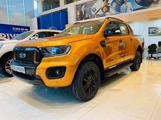Ford Ranger Wildtrak 2.0L 4x4 AT model 2021 tổng giảm 50 triệu tặng kèm phụ kiện chính hãng khi mua xe