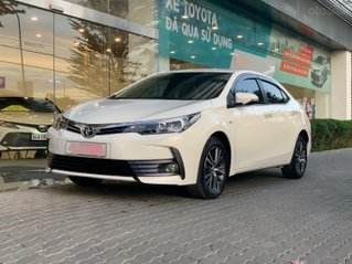 Bán Toyota Corrola Altis G 2018, xe tại hãng