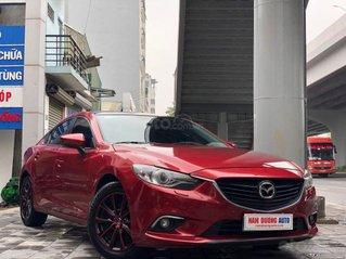 Cần bán nhanh với giá ưu đãi nhất chiếc Mazda 6 2.0 sản xuất 2015