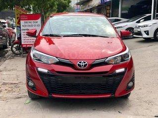 Bán Toyota Yaris sx 2019, màu đỏ