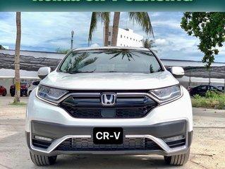 [Honda BRVT] Honda CR-V 2020 giảm 100% thuế trước bạ + khuyến mãi cực hấp dẫn, xe đủ màu giao ngay