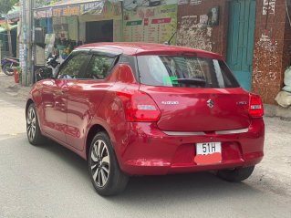 Bán Suzuki Swift GLX 2019, màu đỏ