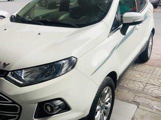 Cần bán Ford EcoSport đăng ký lần đầu 2016, màu trắng nhập khẩu giá chỉ 475 triệu đồng