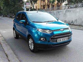 Cần bán xe Ford EcoSport Titanium sản xuất 2015, màu xanh lam, 444tr
