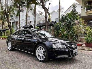 Bán Audi A8 L đời 2011, màu đen, nhập khẩu nguyên chiếc