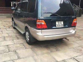 Cần bán xe Toyota Zace đời 2005, màu xanh lam
