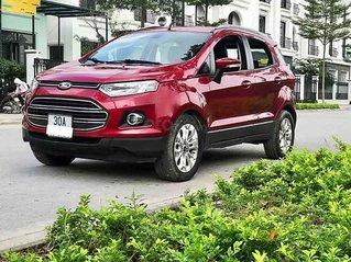 Cần bán Ford EcoSport 1.5 Titanium năm sản xuất 2014, màu đỏ