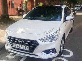 Xe Hyundai Accent đời 2019, màu trắng chính chủ, 435tr