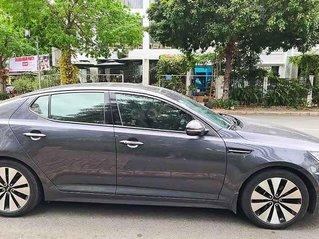 Bán Kia Optima năm 2013, màu xám, xe nhập, giá 539tr