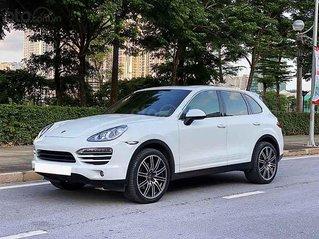 Cần bán Porsche Cayenne đời 2014, màu trắng, nhập khẩu