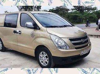 Bán Hyundai Grand Starex đời 2008, màu vàng, nhập khẩu, giá chỉ 340 triệu