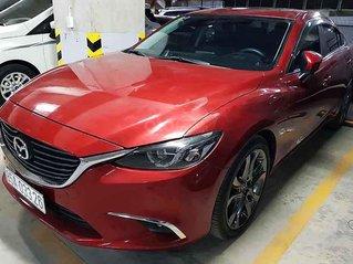 Bán Mazda 6 2018, màu đỏ chính chủ