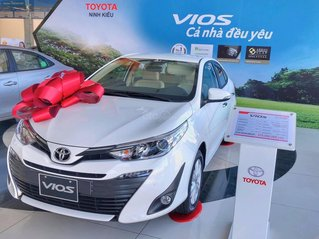 Cần bán xe Toyota Vios 1.5G CVT