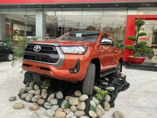 Cần bán Toyota Hilux 2.4AT SX 2020