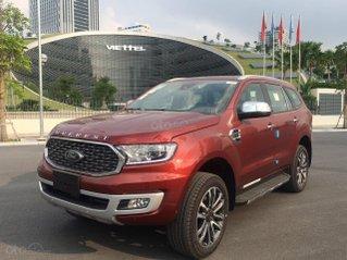 Cần bán xe Ford Everest Titanium 2021