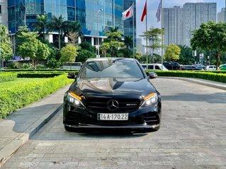 Cần bán Mercedes-Benz C250 AMG, màu đen sản xuất 2015, đã đi 31.000, 1 chủ duy nhất
