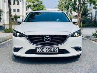 Bán Mazda 6 2017 2.0 FL, màu trắng