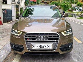 Gia đình cần bán gấp Audi Q3 sx 2015