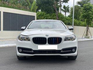 BMW 520i 2015 màu trắng, nhập khẩu