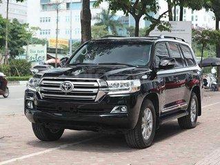 Bán Toyota Land Cruiser VX 4.6 sản xuất 2016, màu đen