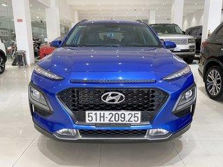 Bán xe Hyundai Kona 2.0 màu xanh, mới đi 9.000km, trả góp chỉ 225 triệu