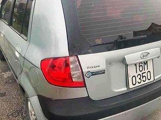 Bán xe Hyundai Getz sản xuất 2008, màu bạc, xe nhập, giá chỉ 172 triệu