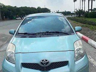Cần bán Toyota Yaris đời 2008, màu xanh lam, nhập khẩu nguyên chiếc, giá 295tr