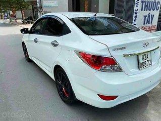 Bán Hyundai Accent đời 2009, màu trắng, nhập khẩu nguyên chiếc số sàn, 283 triệu
