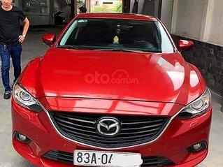 Bán xe Mazda 6 đời 2015, màu đỏ. Giá chỉ 613 triệu