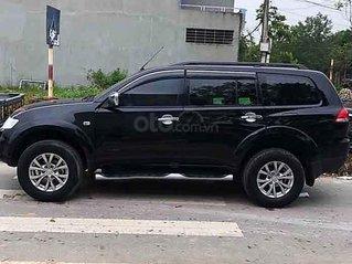 Cần bán lại xe Mitsubishi Pajero đời 2017, màu đen số sàn