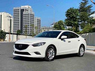 Bán Mazda 6 đời 2016, màu trắng