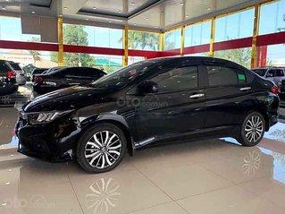 Cần bán Honda City sản xuất năm 2019, màu đen, 545 triệu
