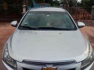 Bán Chevrolet Cruze đời 2014, màu bạc