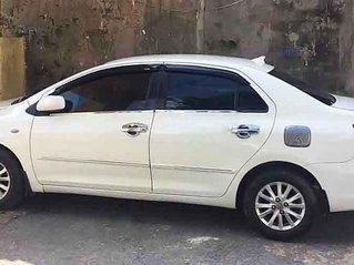 Bán ô tô Toyota Vios đời 2013, màu trắng xe gia đình, 218tr