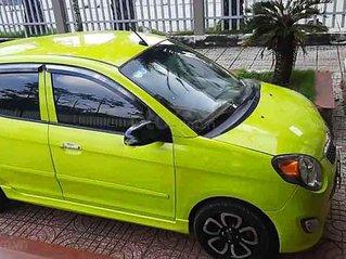Cần bán lại xe Kia Morning sản xuất 2010, màu vàng, nhập khẩu nguyên chiếc