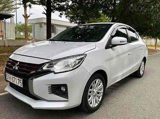 Bán Mitsubishi Attrage 1.2 CVT năm sản xuất 2020, màu trắng, xe nhập, 426 triệu